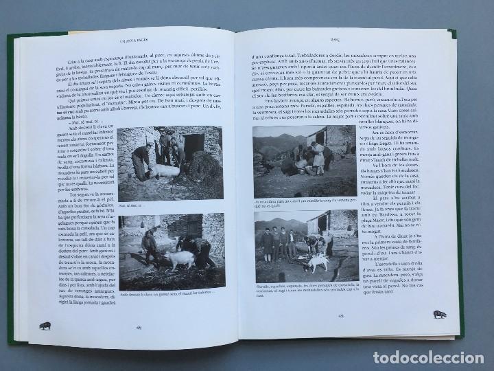 Libros: UN ANY A PAGÈS DE RAMON LLONGARRIU. LIBRO EN CATALAN DE LA EDITORA LLIBRES DE BATET. - Foto 4 - 120616007