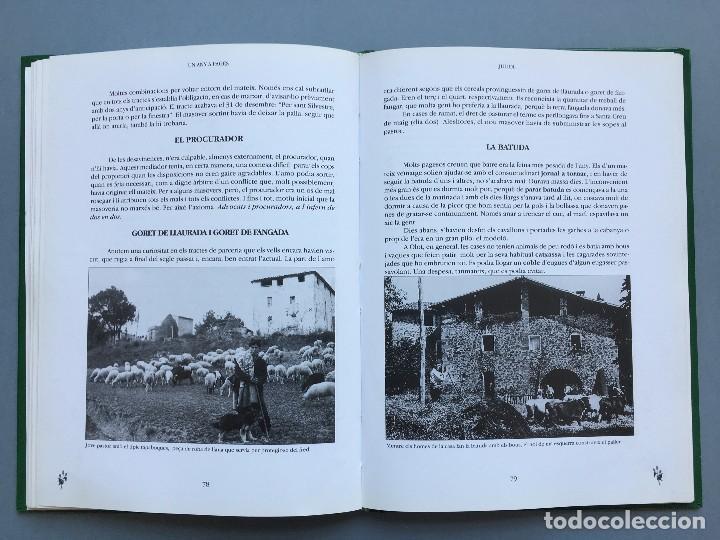 Libros: UN ANY A PAGÈS DE RAMON LLONGARRIU. LIBRO EN CATALAN DE LA EDITORA LLIBRES DE BATET. - Foto 6 - 120616007