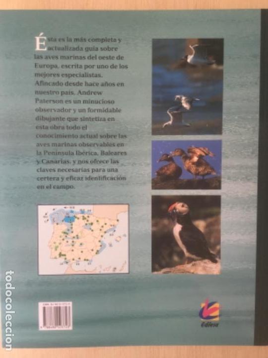 Libros: Aves marinas, de la península ibérica, baleares y Canarias. - Foto 2 - 122379303