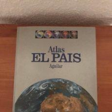 Libros: ATLAS EL PAIS AGUILAR. LARS BERGQUIST. TDK242. Lote 122480872