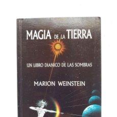Libros: MAGIA DE LA TIERRA UN LIBRO DIANICO DE LAS SOMBRAS. Lote 124672987
