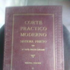 Libros: LIBRO DE CORTE. Lote 125708567