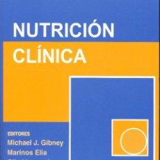 Libros: NUTRICIÓN CLÍNICA DE GIBNEY. Lote 126450547