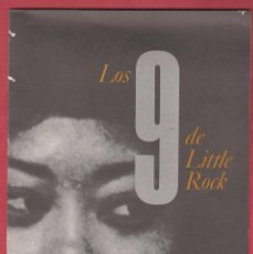 Libros: LOS 9 DE LITTLE ROCK LE2387. Lote 128319511