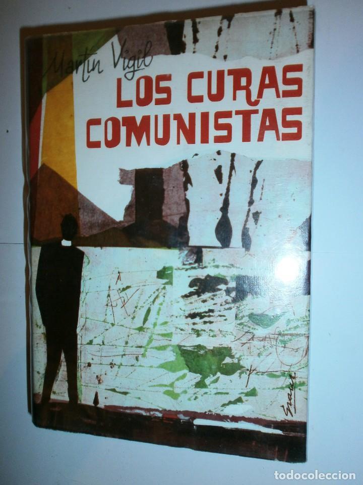 LOS CURAS COMUNISTAS DE MARTIN VIGIL (Libros Nuevos - Ciencias, Manuales y Oficios - Otros)
