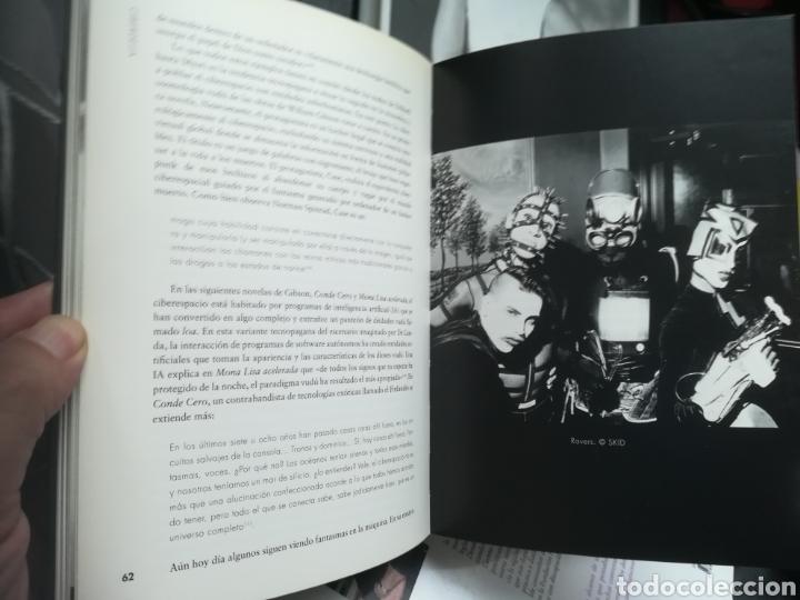 Libros: Velocidad de escape. La cibercultura en el final de siglo. Mark Deky - Foto 3 - 130187778