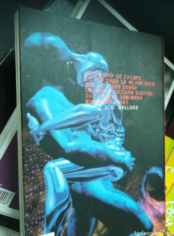 Libros: Velocidad de escape. La cibercultura en el final de siglo. Mark Deky - Foto 5 - 130187778