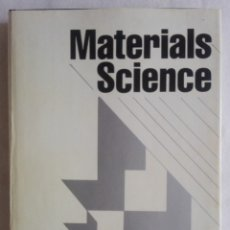 Libros: MATERIALS SCIENCE, B. ARZAMASOV, MIR. Lote 130602050