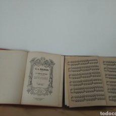 Libros: EL PIANISTA VIRTUOSO ESCUELA ELEMENTAL DE PIANO. Lote 130901764