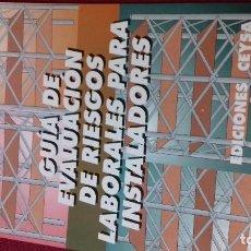 Libros: PLR INSTALADORES. Lote 130962788
