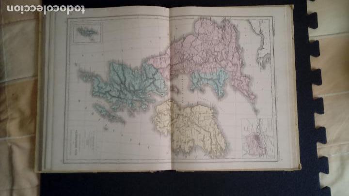 Libros: Atlas De Drioux y Leroy. Geografía Mundial. Finales del XIX. - Foto 2 - 132988290