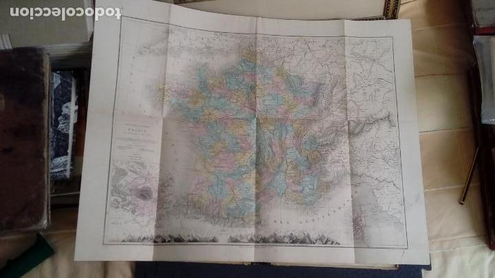 Libros: Atlas De Drioux y Leroy. Geografía Mundial. Finales del XIX. - Foto 3 - 132988290