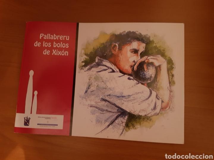 PALLABRERU DE LOS BOLOS DE XIXÓN (Libros Nuevos - Ciencias, Manuales y Oficios - Otros)