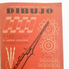 Libros: TRATADO ELEMENTAL DE DIBUJO. ALBERTO COMMELERAN. Lote 136568534