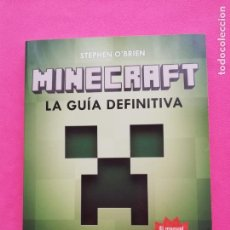 Libros: MANUAL GUÍA DE MINECRAFT. Lote 145271326