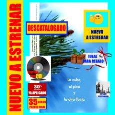 Libros: LA NUBE, EL PINO Y LA OTRA LLUVIA - JUAN JOSÉ BRAOJOS RUIZ - EVALUACIÓN CAPTACIÓN AGUA NIEBLA - 35 €. Lote 145991334
