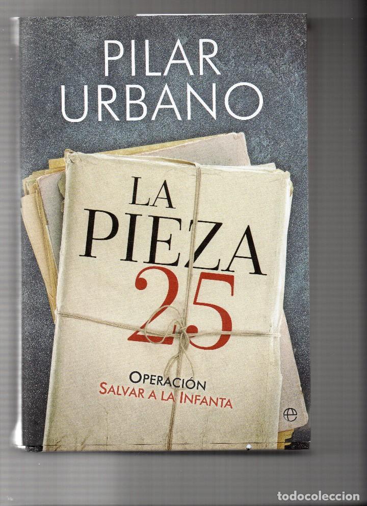 LA PIEZA 25, AUT. PILAR URBANO (Libros Nuevos - Ciencias, Manuales y Oficios - Otros)
