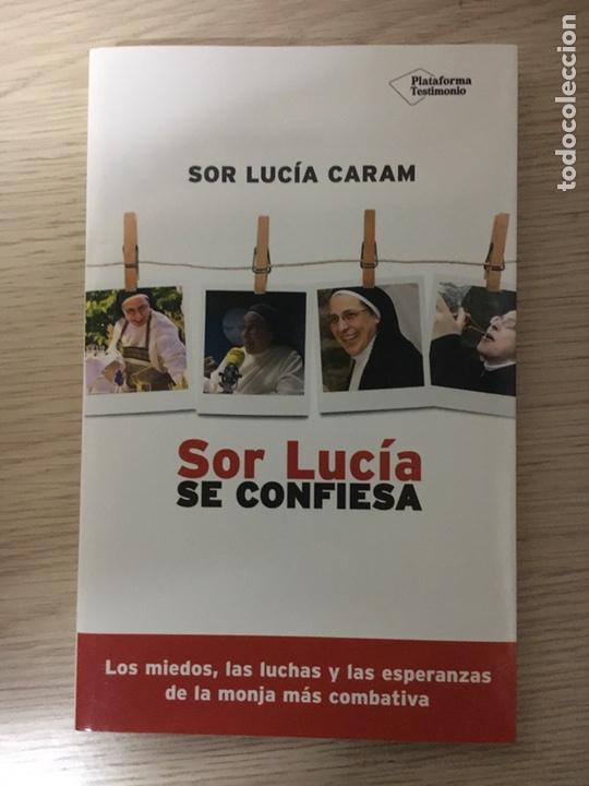 SOR LUCIA SE CONFIESA (Libros Nuevos - Ciencias, Manuales y Oficios - Otros)