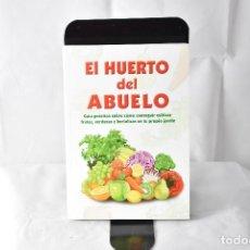 Libros: EL HUERTO DEL ABUELO. Lote 151977342