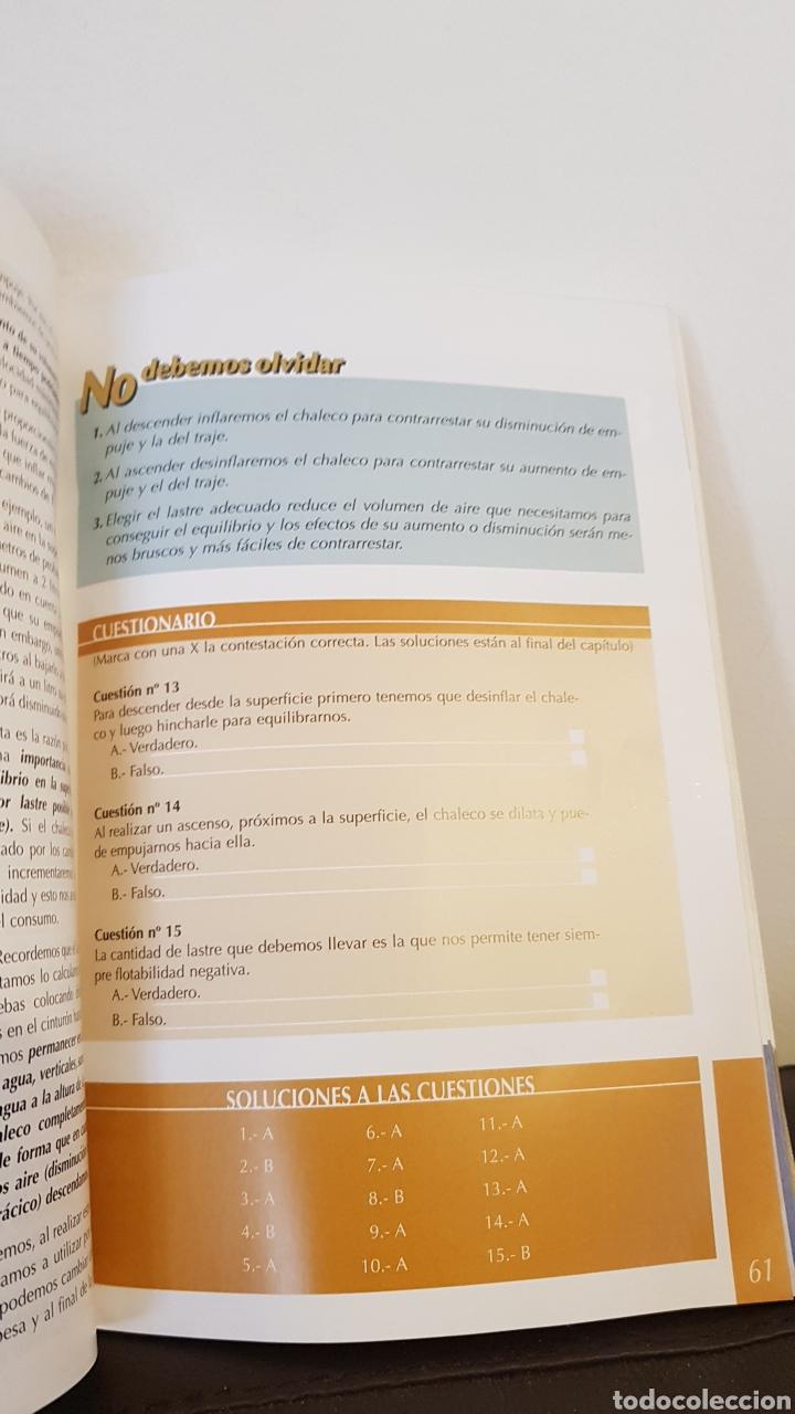 Libros: MANUAL CMAS 1 STAR DIVER 4° EDICION MANUAL DEL ALUMNO - Foto 4 - 152911797