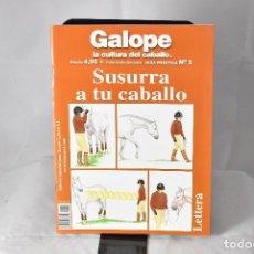 Libros: SUSURRA A TU CABALLO . LA CULTURA DEL CABALLO . WOOD, PERRY. Lote 155146678