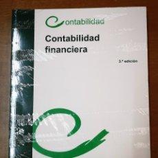 Libros: CONTABILIDAD FINANCIERA 3ªEDICIÓN -MERCEDES CERVERA / ÁNGEL GONZÁLEZ / JAVIER ROMANO-EDICIONES CEF. Lote 155822878