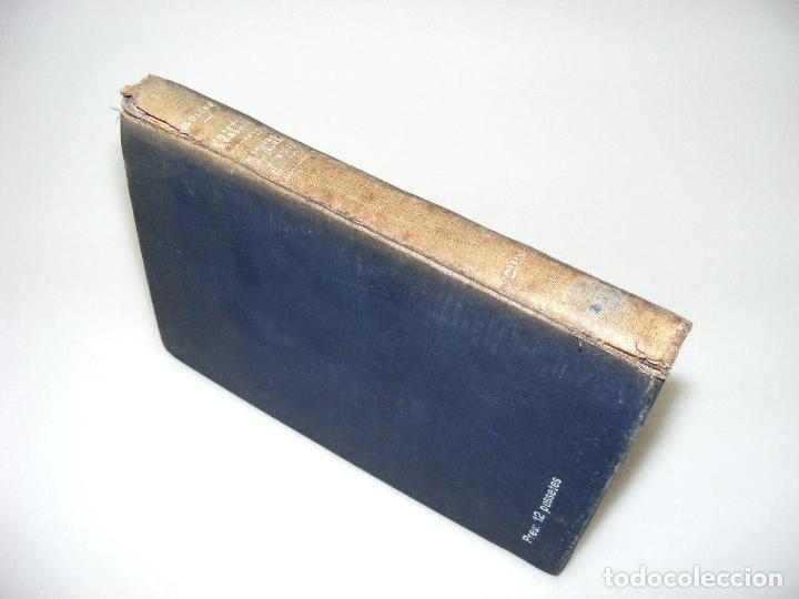 Libros: TRACTAT PRACTIC SOBRE LES MAQUINES TRICOTOSES - 1935 - P.E. MÜLLER.- INTERESANTE. - Foto 4 - 165720006