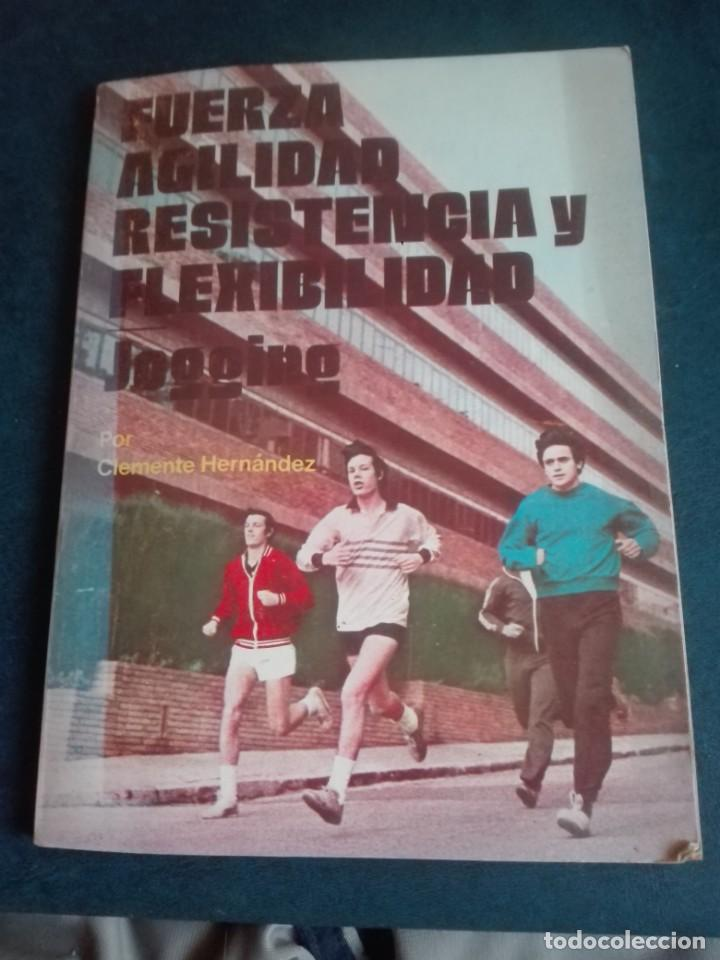 FUERZA AGILIDAD RESISTENCIA Y FLEXIBILIDAD POR CLEMENTE HERNÁNDEZ EDITORIAL ALAS (Libros Nuevos - Ciencias, Manuales y Oficios - Otros)