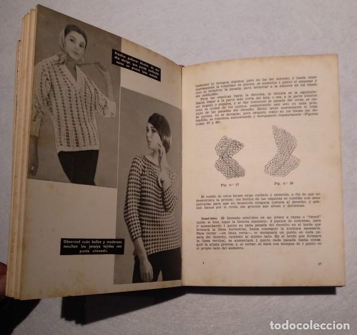 Libros: EL LIBRO DEL PUNTO POR ÁNGELES NADAL - VER FOTOS - Foto 9 - 168312656