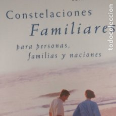 Libros: CONSTELACIONES FAMILIARES PARA PERSONAS, FAMILIAS Y NACIONES JOHN L. PAYNE OBELISCO 2006 201 PP. Lote 172896022