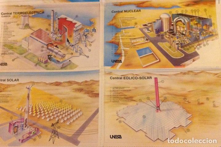 Libros: El mundo de La Luz. Historia de la electricidad. Centrales eléctricas (3 libritos) - Foto 2 - 178985911