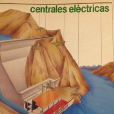 Libros: EL MUNDO DE LA LUZ. HISTORIA DE LA ELECTRICIDAD. CENTRALES ELÉCTRICAS (3 LIBRITOS). Lote 178985911