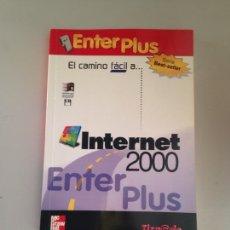 Libros: ENTER PLUS 2000. Lote 181028018