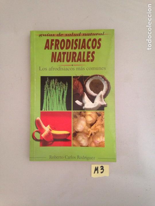 AFRODISIACOS NATURALES (Libros Nuevos - Ciencias, Manuales y Oficios - Otros)