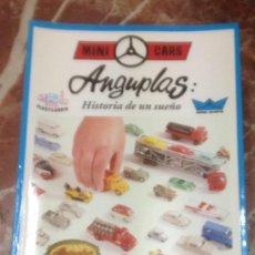 Libros: ANGUPLÁS MINI-CARS. Lote 182664618