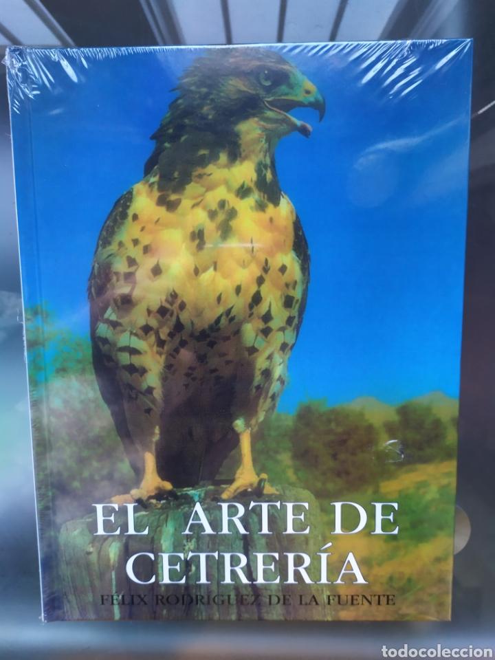 EL ARTE DE LA CETRERÍA. FÉLIX RODRÍGUEZ DE LA FUENTE (Libros Nuevos - Ciencias, Manuales y Oficios - Otros)