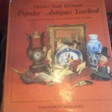 Libros: LIBRO POPULARS ANTIQUES YEARBOOK. Lote 183553811