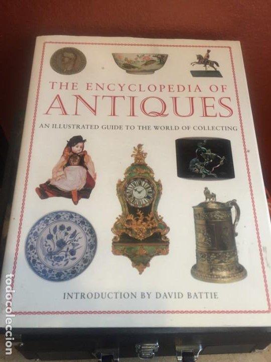LIBRO ANTIQUES (Libros Nuevos - Ciencias, Manuales y Oficios - Otros)