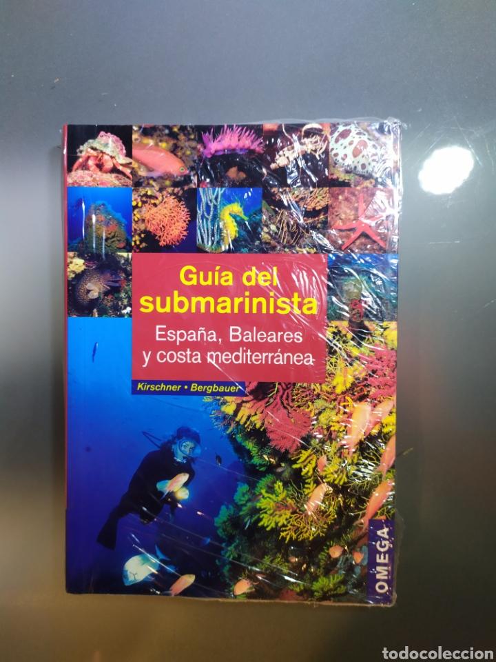 LIBRO GUÍA DEL SUBMARINISTA: ESPAÑA, BALEARES Y COSTA MEDITERRÁNEA (Libros Nuevos - Ciencias, Manuales y Oficios - Otros)