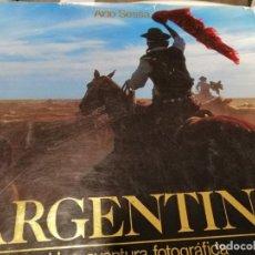 Libros: IMPRESIONANTE LIBRO FOTOGRAFICO * ARGENTINA * DE ALDO SESSA EDITORES SESSA. ENVIO GRATUITO!!!. Lote 184705060