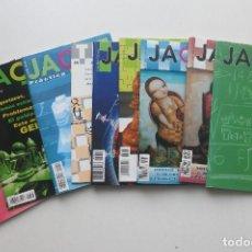 Libros: JAQUE REVISTA DE AJEDRED 22 REVISTAS. Lote 184751233
