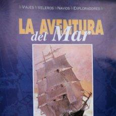Livros: LA AVENTURA DEL MAR. COLECCCIÓN COMPLETA.. Lote 189690402