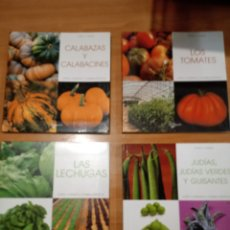 Libros: LIBROS, REVISTAS Y COLECCIÓN FASCÍCULOS AGRICULTURA ECOLÓGICA, HUERTO Y JARDÍN. Lote 194132481