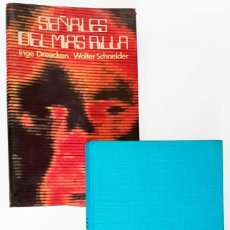 Libros: SEÑALES DEL MAS ALLA - INGE DREECKEN/WALTER SCHNEIDER - MUNDO ACTUAL DE EDICIONES - 1976. Lote 194295138