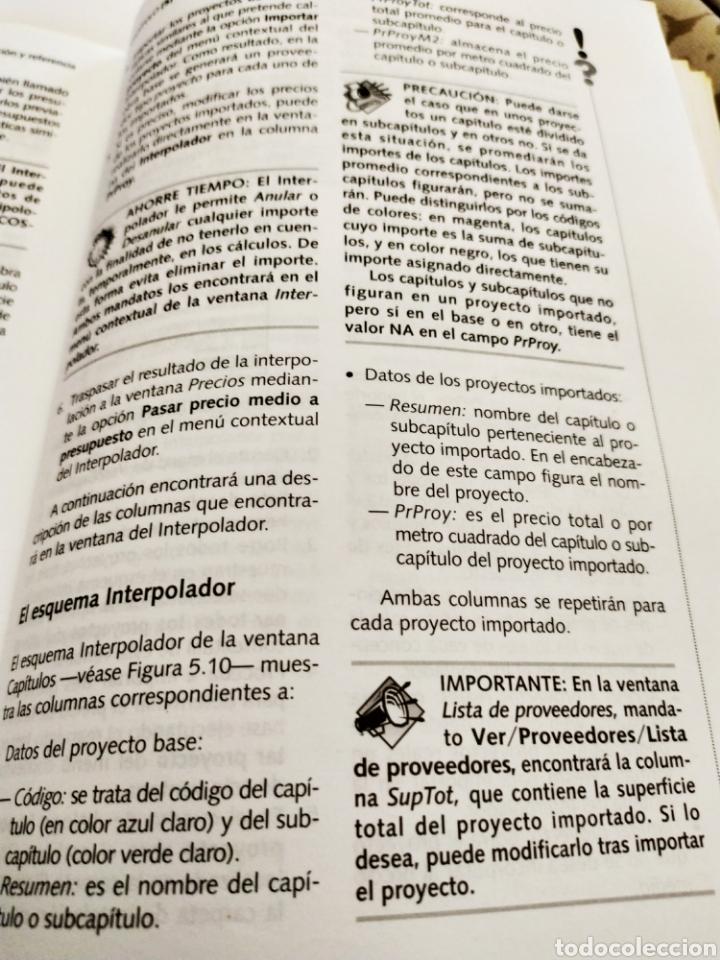 Libros: Presto iniciacion y referencia tercera edicion el mejor libro para hacer presupuesto. - Foto 3 - 196592158