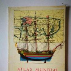 Libros: ATLAS MUNDIAL DE BOLSILLO.. Lote 198339161