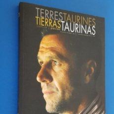 Libros: LIBRO / TIERRAS TAURINAS Nº 35. Lote 201782465