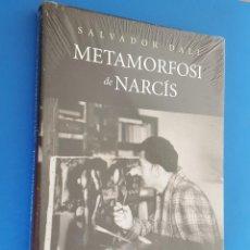 Libros: LIBRO / SALVADOR DALI / METAMORFOSI DE NARCIS / FUNDACIO GALA-SALVADOR DALI / GALAXIA GUTENBERG. Lote 201784157