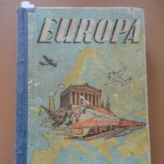 Libros: EUROPA SEGUNDO MANUSCRITO DALMAU CARLES. Lote 204129498