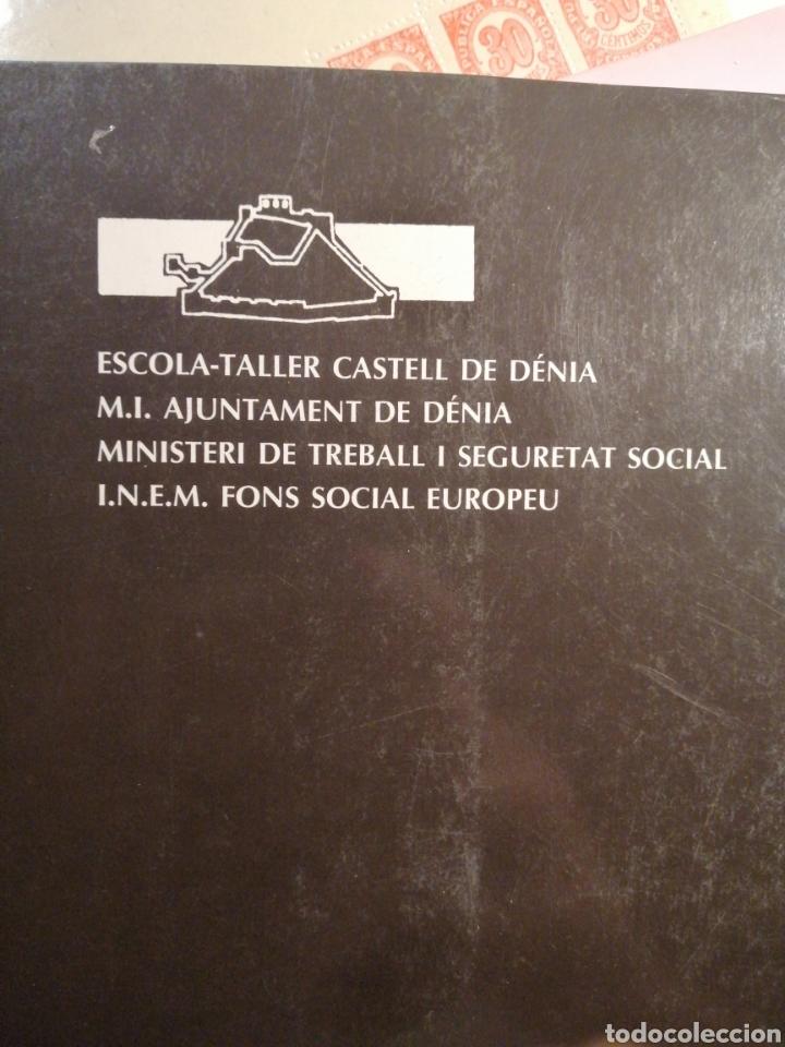 Libros: La cerámica tradicional a la Marina Alta. Denia1989 - Foto 2 - 206927853